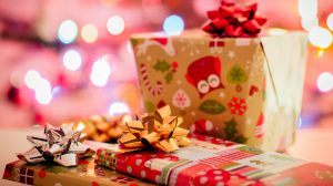 Create a Gift, Regift & Wrapping Center in your Home