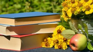 Weeding & Reading: The Book Collection – Living Peace Tuesday Tip