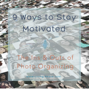 Organizing Pictures Motivation
