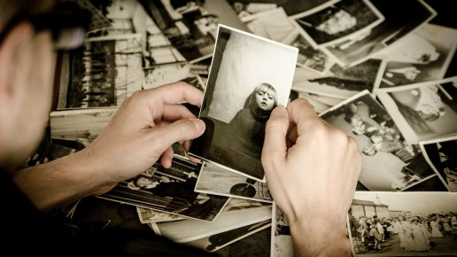 Organizing Your Photos: To Scan or Not to Scan