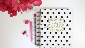 Planning, Setting Goals + Intentions with Bullet Journaling  – Living Peace Tuesday Tip