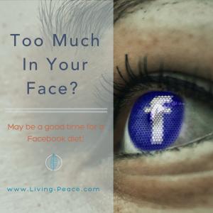 Digital Detox Facebook Declutter Life Manage Time
