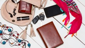 What's up with all that Junk in our Purse? – Living Peace Tuesday Tip
