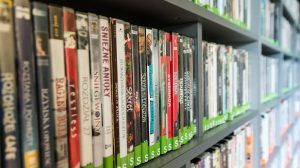 Getting Organized a Little at a Time: The DVD Collection – Living Peace Tuesday Tip